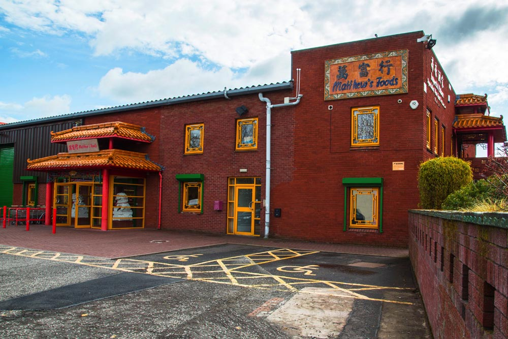 Imperial Palace Edinburgh Chinese Restaurant